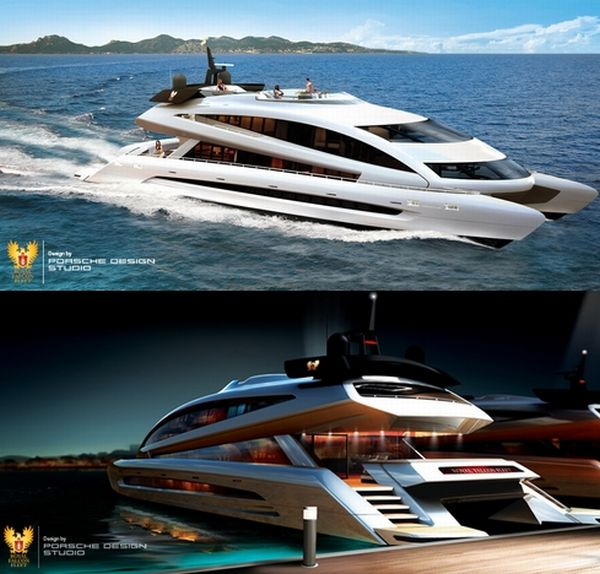 Migaloo Private Submersible Yacht Can Double Up As A