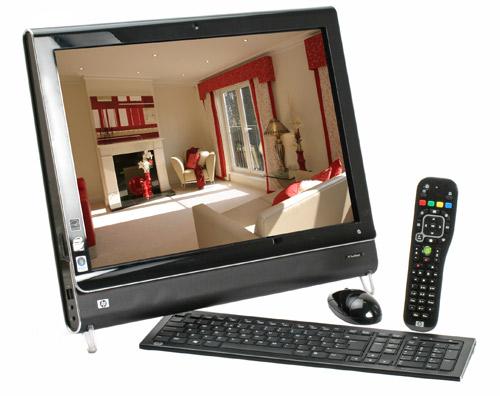 Обзор многофункционального ПК HP TouchSmart IQ500