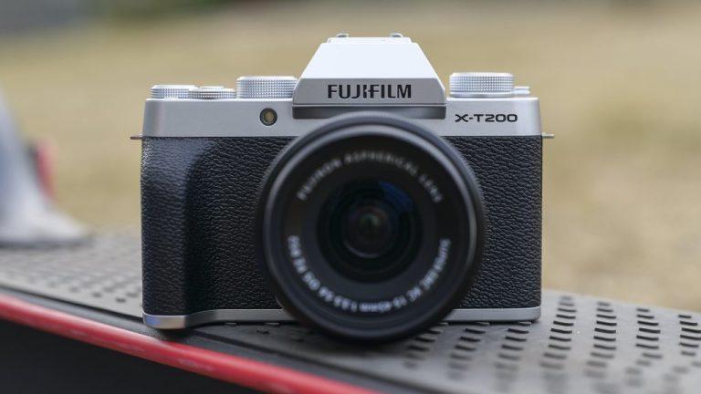 Обзор Fujifilm X-T200 | Надежные Отзывы