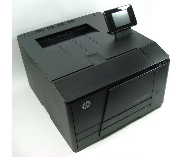 Обзор HP LaserJet Pro 200 Color M251nw