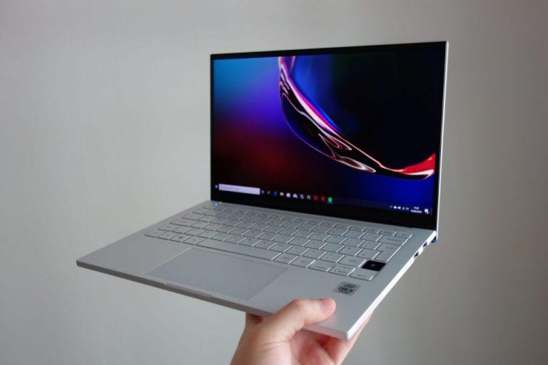 Обзор Samsung Galaxy Book Ion (13 дюймов)