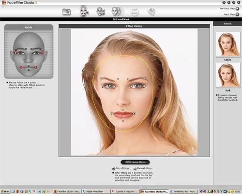 Reallusion FaceFilter Studio 2.0 Обзор