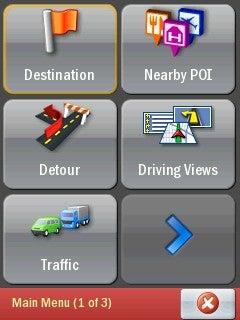 Обзор ALK CoPilot Live 7 для Windows Mobile
