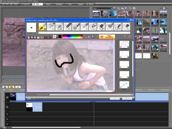Corel VideoStudio Pro X2 Обзор