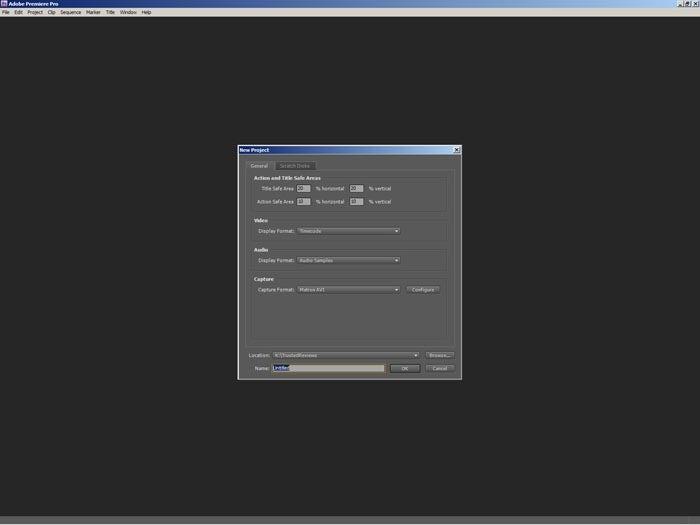 Обзор Adobe Premiere Pro CS4