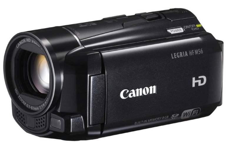 Canon LEGRIA HF M56 Обзор