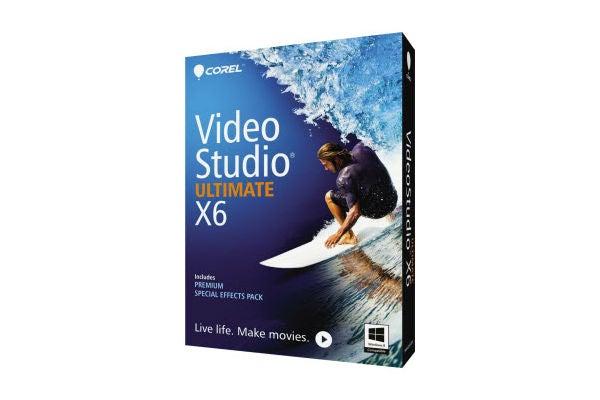 Обзор Corel VideoStudio X6 Ultimate