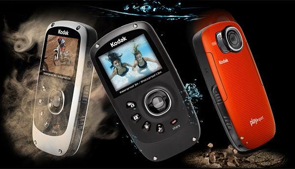 Обзор Kodak Playsport Zx5 |  Надежные отзывы