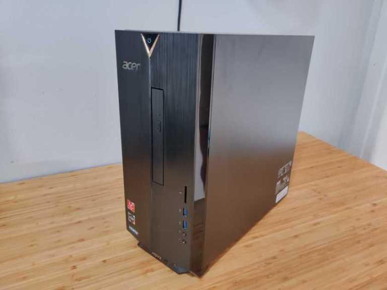 Обзор Acer Aspire TC-390-UA92 |  PCMag