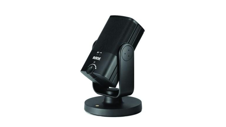 Обзор Rode NT-USB Mini |  PCMag