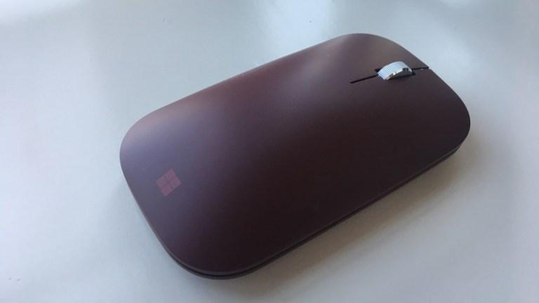 Обзор мобильной мыши Microsoft Surface