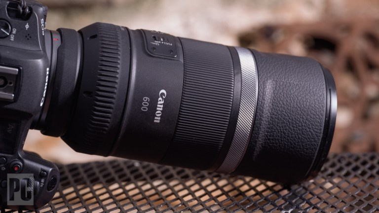 Обзор Canon RF 600mm F11 IS STM