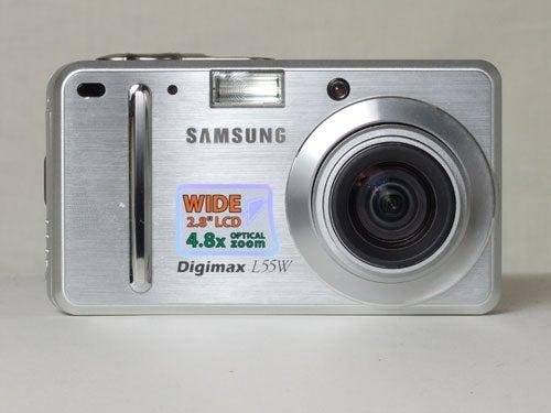 Обзор Samsung Digimax L55W |  Надежные отзывы