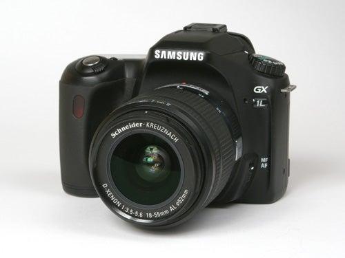 Обзор цифровой SLR Samsung GX 1L
