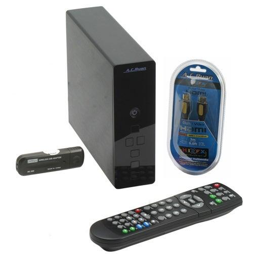 ACRyan ACR-PV72100 Playon!  Обзор сетевого видеорегистратора