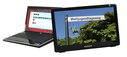 Обзор дисплея Samsung SyncMaster D190S 18.5in LapFit