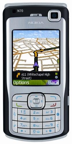Обзор T-Mobile Nokia N70 и ALK CoPilot Live 6 для Symbian