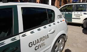Heridos un menor y tres adultos al colisionar un camión y una furgoneta en La Guardia