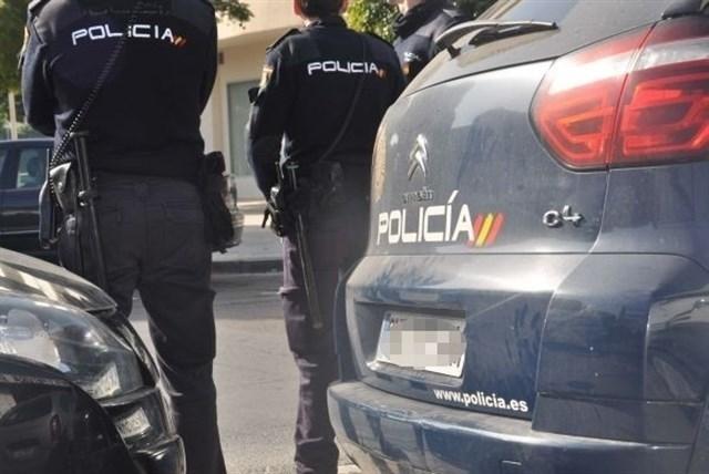 Dos detenidos por el robo de muestrario de joyas valoradas en 600.000 euros