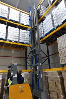 El Banco de Alimentos Medina Azahara repartirá más de 352.000 kilos de productos