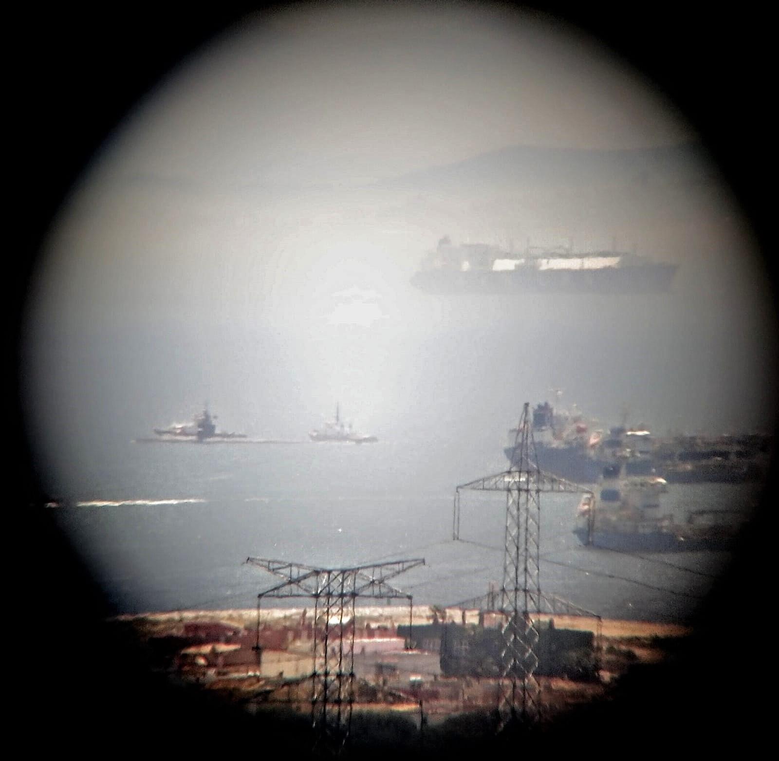 El submarino 'USS Olympia' está en visita programada