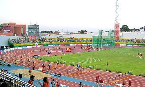 """El Estadio Iberoamericano de Atletismo prepara un Meeting de """"muy alto nivel"""""""