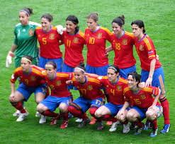 Trabajada primera victoria de España en el mundial