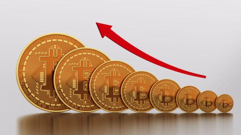 Por qué el bitcoin supera los 13.000 dolares
