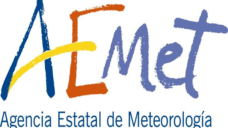 Chubascos fuertes en la provincia de Almería