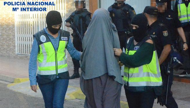 Desarticulada célula yihadista en Tetuán