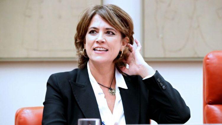 La fiscal superior de Andalucía expresa su reconocimiento y lealtad a Dolores Delgado