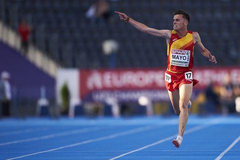 Once andaluces competirán en el europeo  sub-23, sub-20 y Festival de Juventud