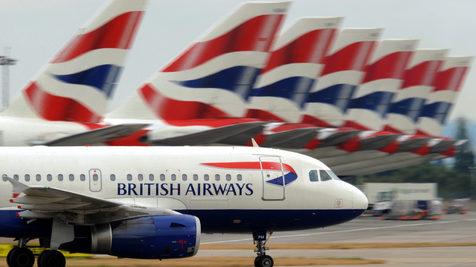 British Airways suspende sus vuelos a El Cairo durante una semana