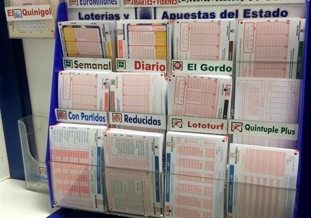 El primer premio de 600.000 euros de la Lotería toca en Almería y Álora