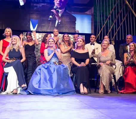 La solidaridad brilla en el décimo aniversario de la Gala Starlite