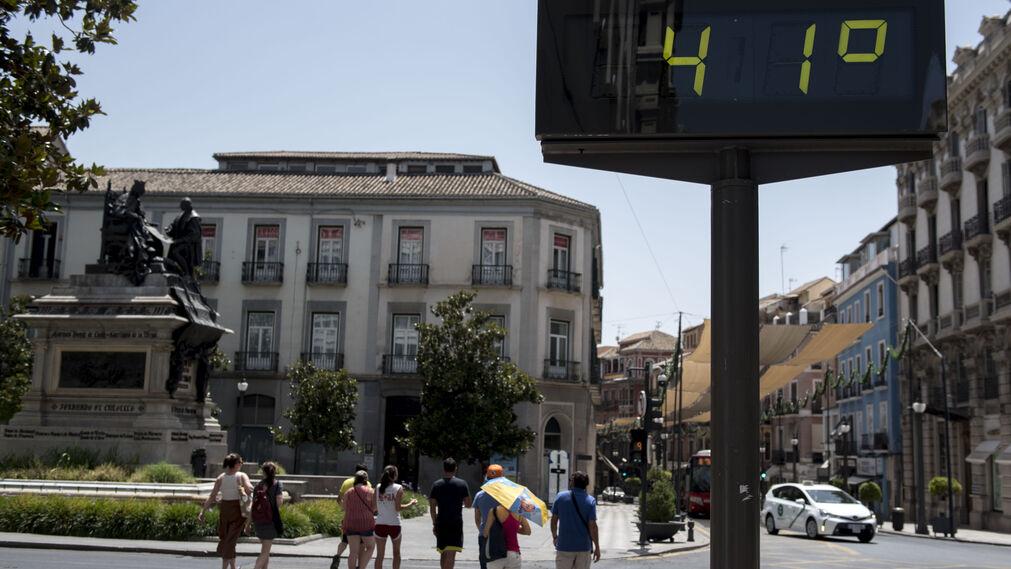 Temperaturas veraniegas en Andalucía para toda la semana