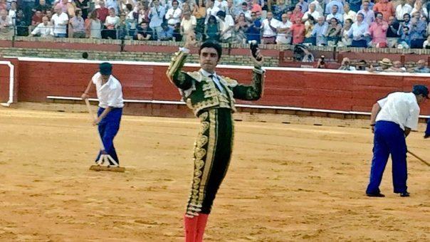 Rotundo triunfo de Miguel Ángel Perera,