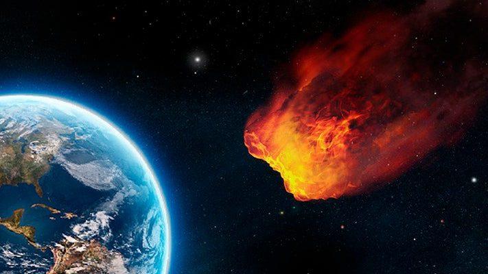 """Un asteroide """"potencialmente peligroso"""" del tamaño de la Pirámide de Güiza se acerca hacia la Tierra"""