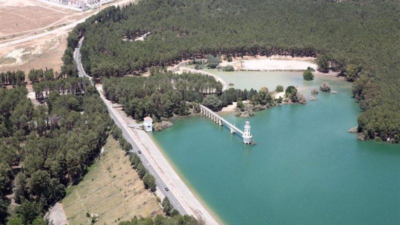Los embalses de la Cuenca del Guadalquivir bajan al 40,1% de capacidad