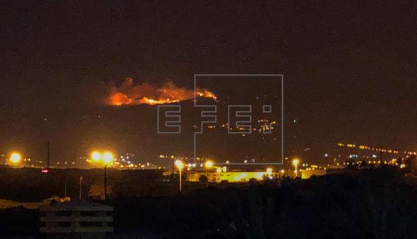 Estabilizado el segundo incendio de Gran Canaria, en la zona de Cazadores