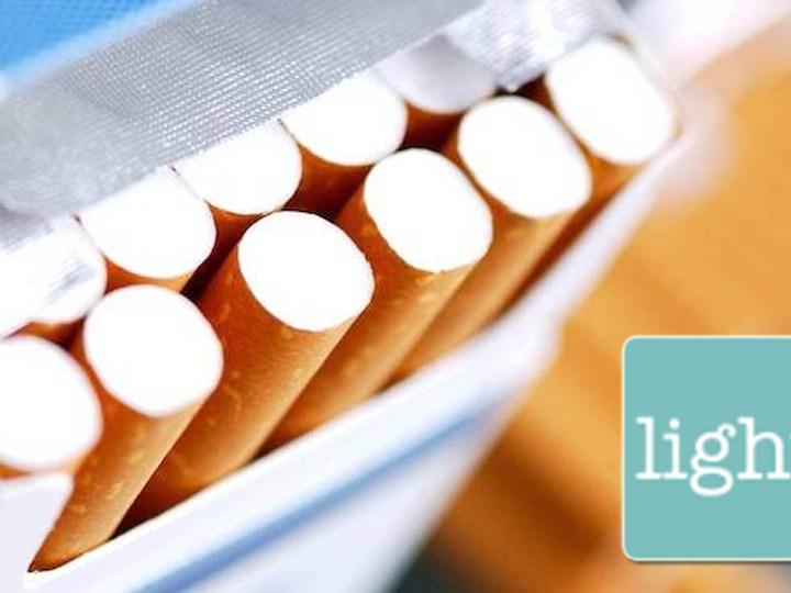 El peligro del tabaco 'light'