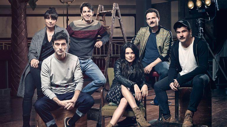 'Hache' la serie de Netflix España sobre el tráfico de heroína en la España de los 60