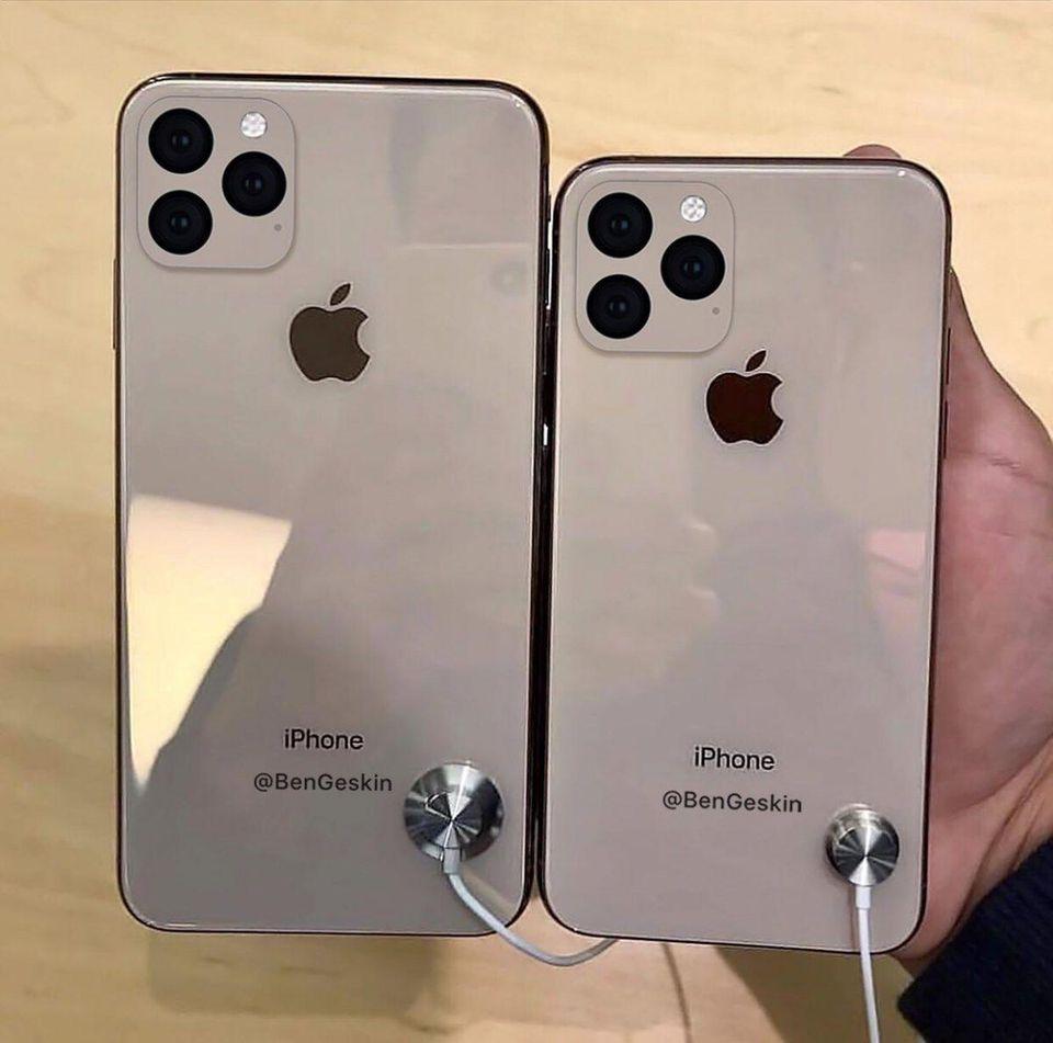 Apple baja el precio del iPhone 11 y añade una triple cámara a los modelos Pro