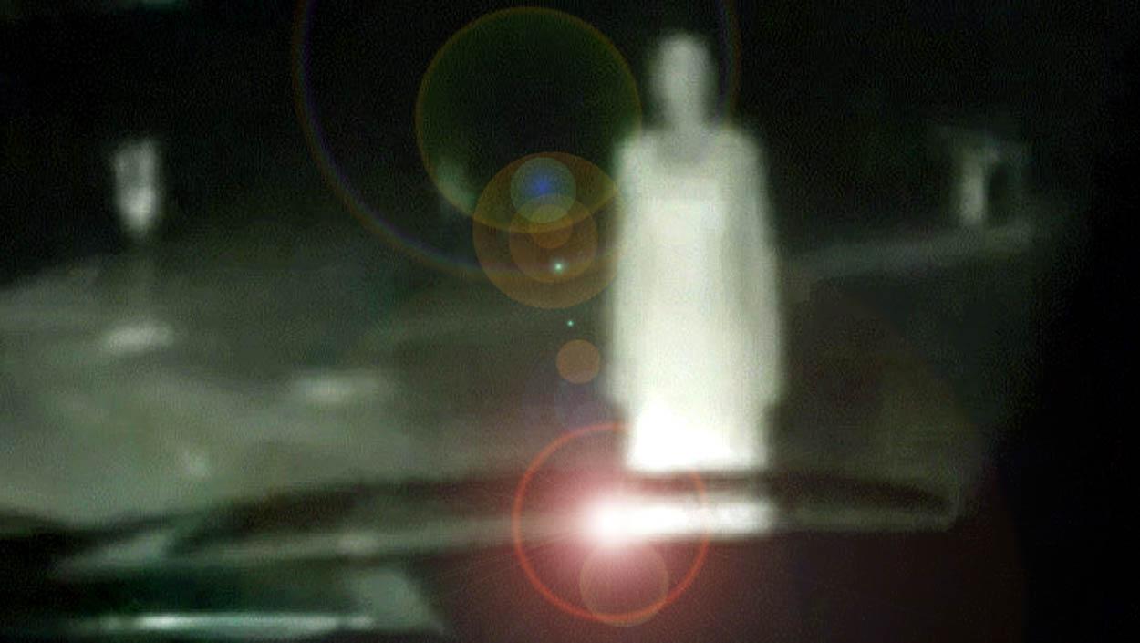 La 'autoestopista' espectral de Sanlúcar la Mayor