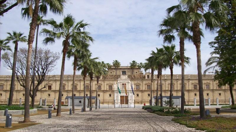 El Hospital de las Cinco Llagas y su Historia en Sevilla