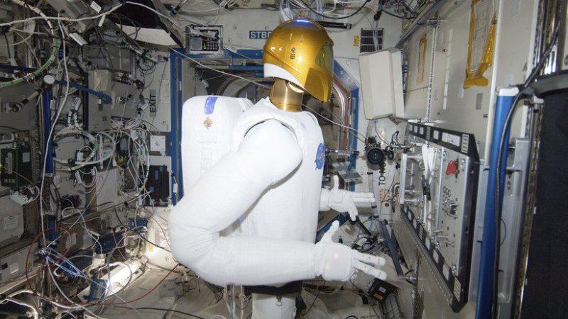Japón enviará un robot humanoide a la EEI