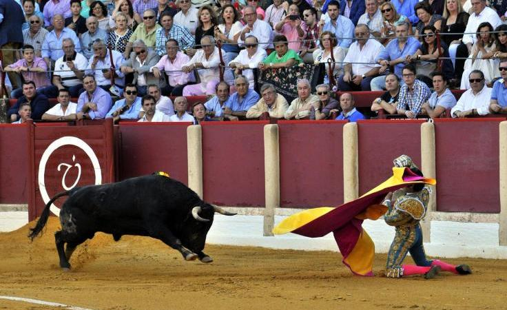 Oreja para Luis David y García Navarrete en Úbeda (Jaén)