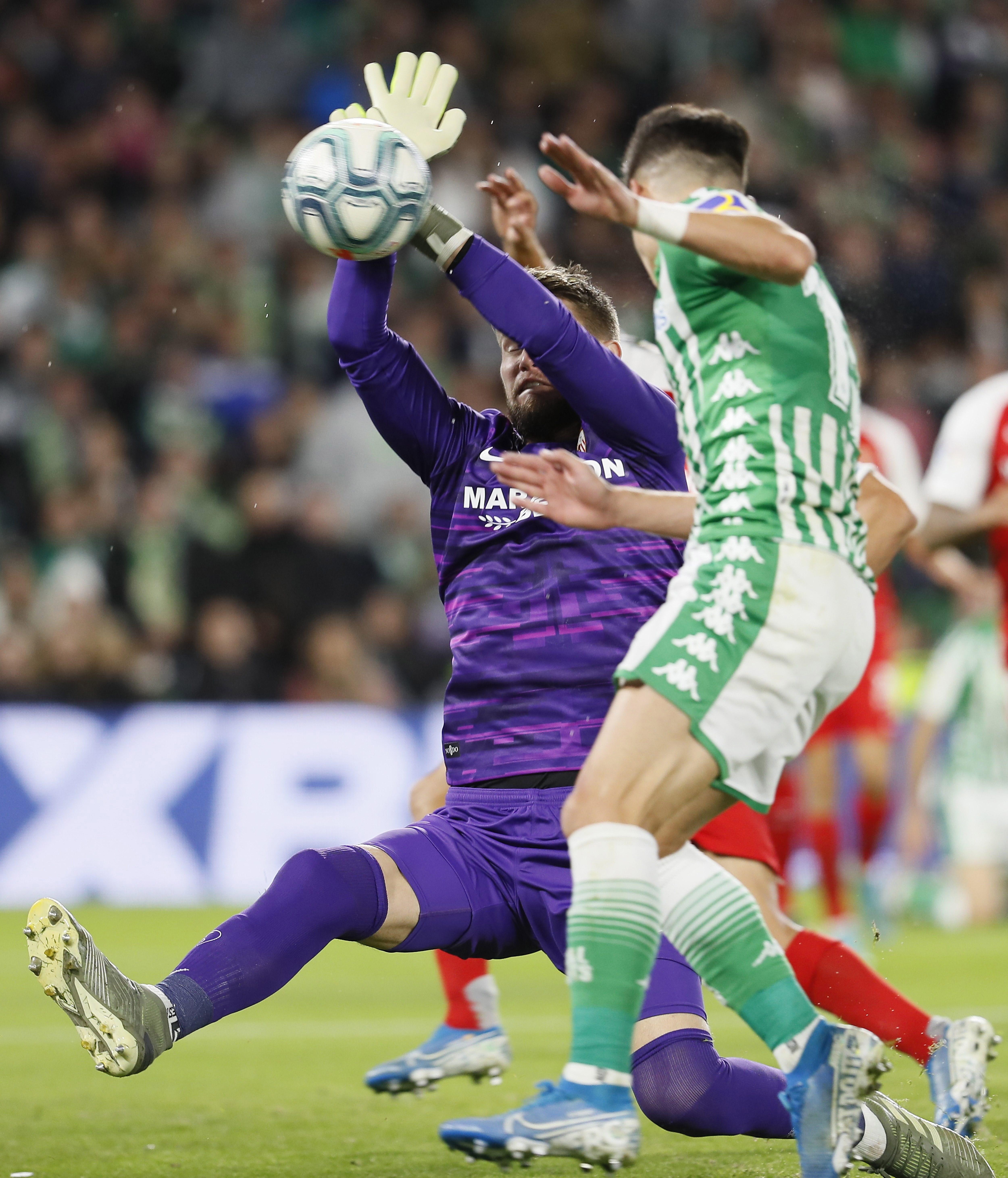 1-2. Un Sevilla superior vence a un Real Betis acelerado