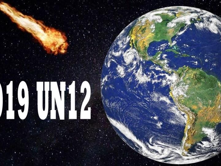 El asteroide 2019 UN12 'potencialmente peligroso' pasará 'muy cerca' de la Tierra