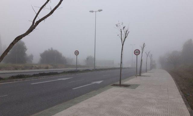 Temperaturas en descenso y vientos fuertes en tercio oriental de Andalucía
